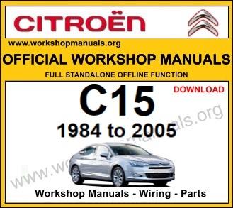 Service & Repair Manuals Download Link Citroen DS5 Workshop Repair ...