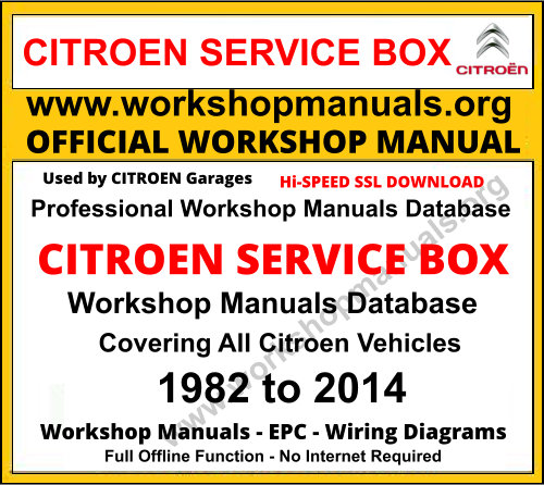 citroen bx wiring diagram: citroen service box download