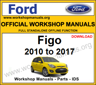 Ford Figo workshop service repair manual download