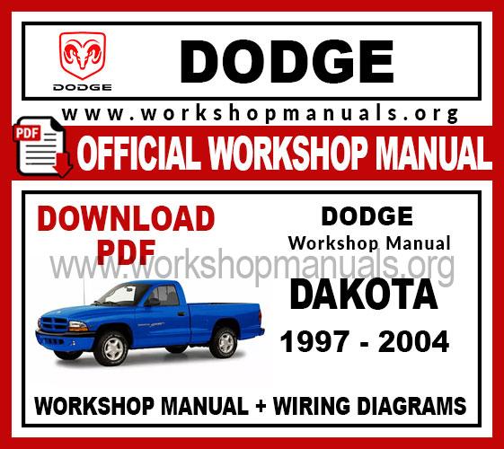 Daihatsu Dakota Workshop Repair Manual