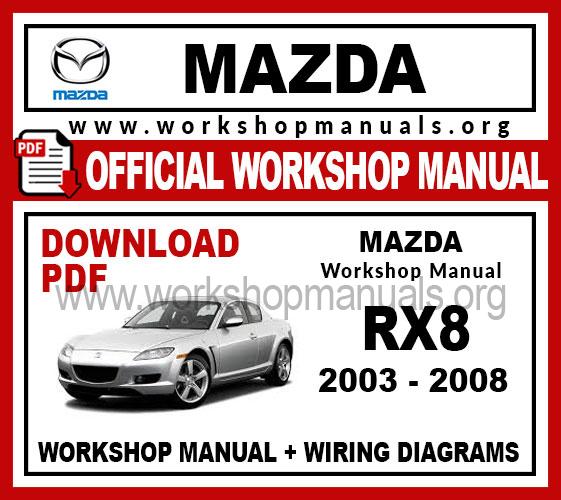 Mazda Rx8 Work Repair Manual, Mazda 323 Wiring Diagram Pdf