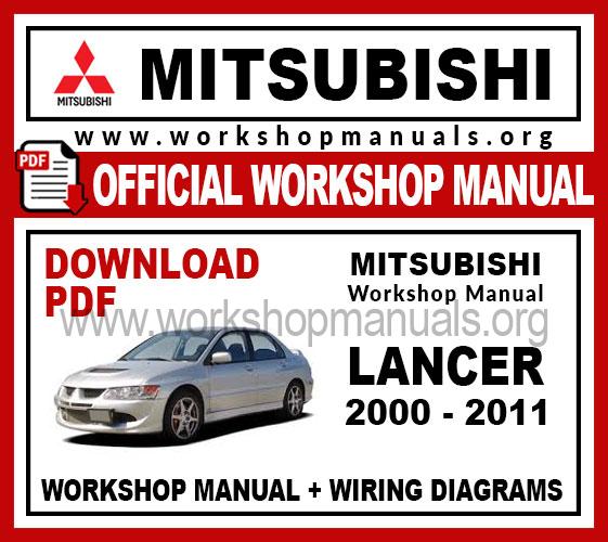 2000 mitsubishi lancer engine wiring diagram mitsubishi lancer workshop repair manual workshop manuals  mitsubishi lancer workshop repair